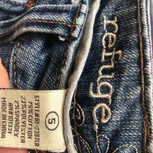 refuge Jeans - Women's ankle length jeans